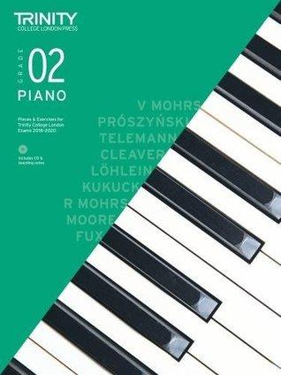 Trinity College London Piano Exam Pieces & Exercises 2018-2020 Grade 2 (with Free Audio CD) (Piano 2018-2020)