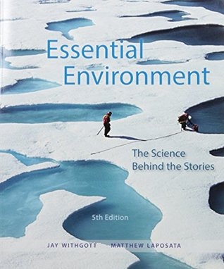 Essential Environment: The Science Behind the Stories; Modified MasteringEnvironmentalScience with Pearson eText -- ValuePack Access Card -- for ... The Science Behind the Stories (5th Edition)