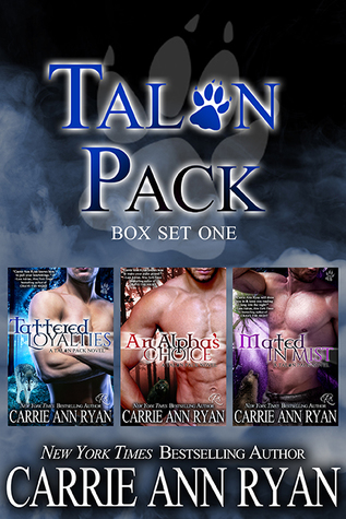 Talon Pack Box Set 1 (Talon Pack, #1-3)