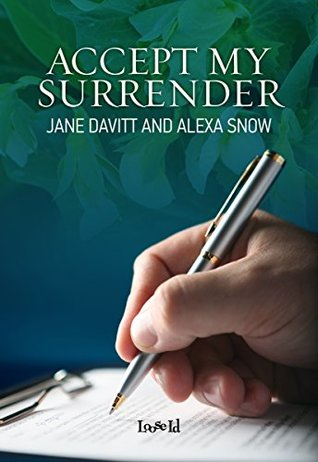 Book Review: Accept My Surrender by Jane Davitt
