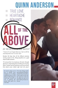 Release Day Review: All of the Above by Quinn Anderson