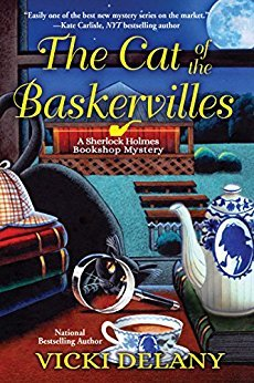 The Cat of the Baskervilles (A Sherlock Holmes Bookshop Mystery #3)