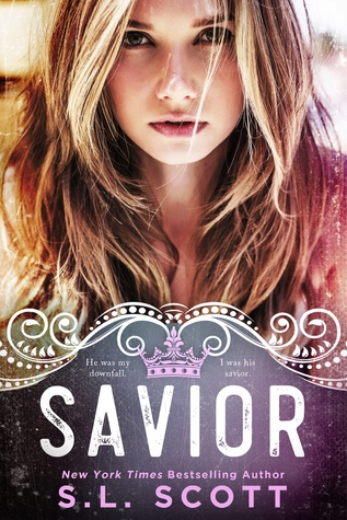 Savior (The Kingwood Duet, #2)