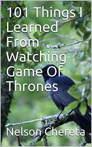 101 Things I Learned From Watching Game Of Thrones Libros gratuitos para descargar torrent