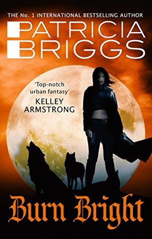 BURN BRIGHT by Patricia Briggs (UK over)