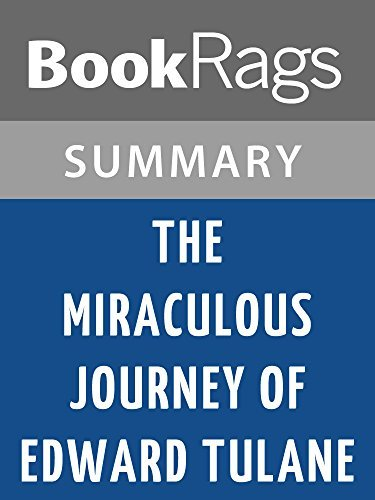Summary & Study Guide The Miraculous Journey of Edward Tulane by Kate DiCamillo