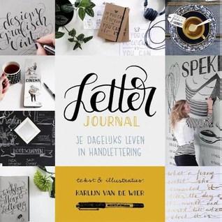 Letter journal – je dagelijkse leven in handlettering – Karlijn van de Wier