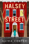 Book cover for Halsey Street
