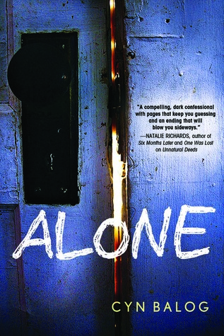 Image result for alone cyn balog