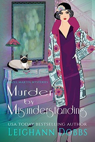 Murder by Misunderstanding (Hazel Martin Mysteries, #2)