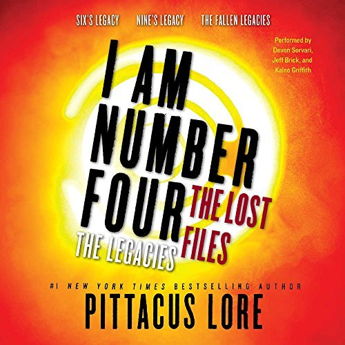 The Legacies: Six's Legacy, Nine's Legacy, and the Fallen Legacies - Library Edition (I Am Number Four Series: Lost Files)