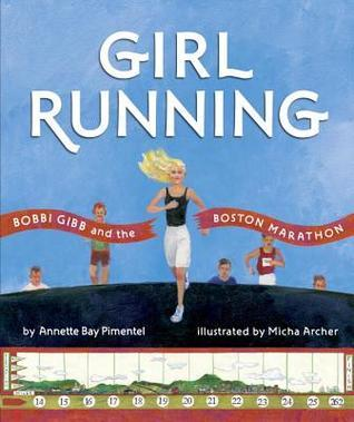 Girl Running by Annette Bay Pimentel