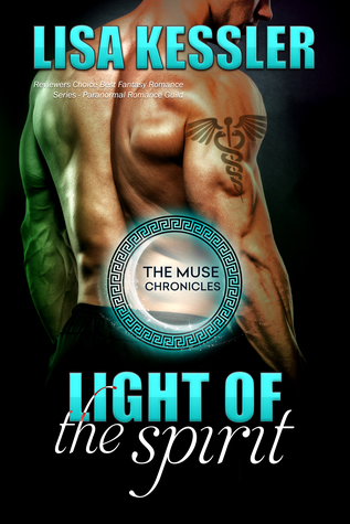Light of the Spirit (The Muse Chronicles, #4)