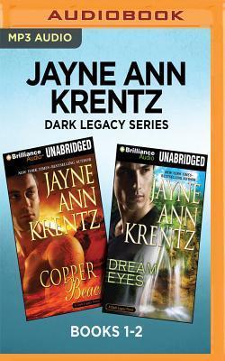 Jayne Ann Krentz Dark Legacy Series: Books 1-2: Copper Beach  Dream Eyes