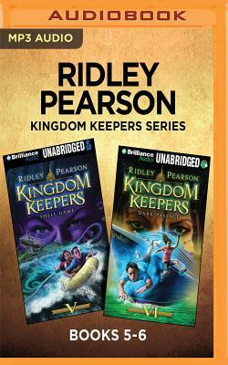 Ridley Pearson Kingdom Keepers Series: Books 5-6: Shell Game  Dark Passage