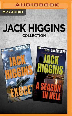 Jack Higgins Collection - Exocet  A Season in Hell