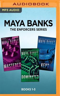 The Enforcers Collection (The Enforcers, #1-3)