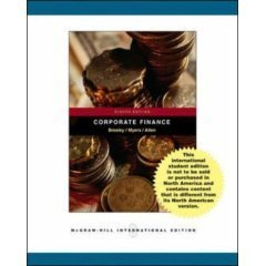Principles of Corporate Finance with Student CD-ROM