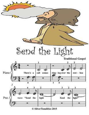Send the Light - Beginner Tots Piano Sheet Music