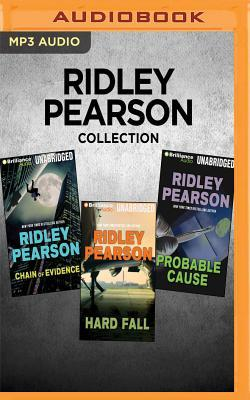 Ridley Pearson Collection - Chain of Evidence, Hard Fall, Probable Cause