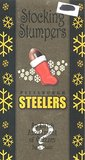 Stocking Stumpers - Pittsburgh Steelers, an Elfish Assortment of Quizzes