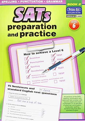 SATs Preparation and Practice: Level 6: Spelling, Punctuation and Grammar