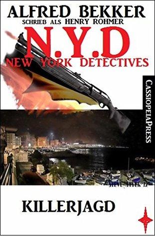 Killerjagd : N.Y.D. - New York Detectives