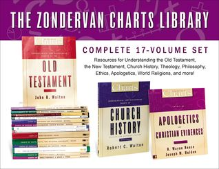 The Zondervan Charts Library: Complete 17-Volume Set: Resources for Understanding the Old Testament, the New Testament, Church History, Theology, Philosophy, Ethics, Apologetics, World Religions, and more!
