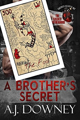 A Brother's Secret (The Sacred Brotherhood #5)