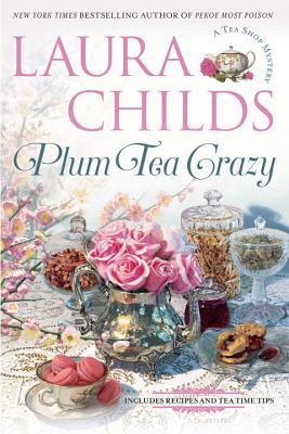 Plum Tea Crazy (A Tea Shop Mystery #19)