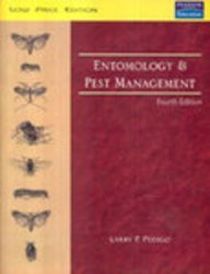 Entomology And Pest Management, 4/E New Edition
