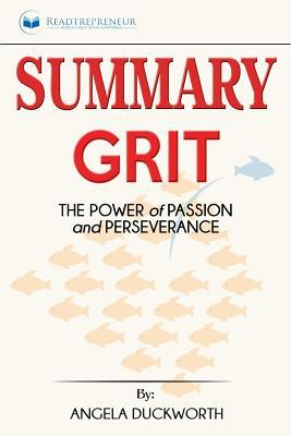 Summary: Grit: The Power of Passion and Perseverance