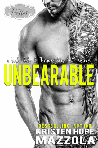 Unbearable (Unacceptables MC #5)