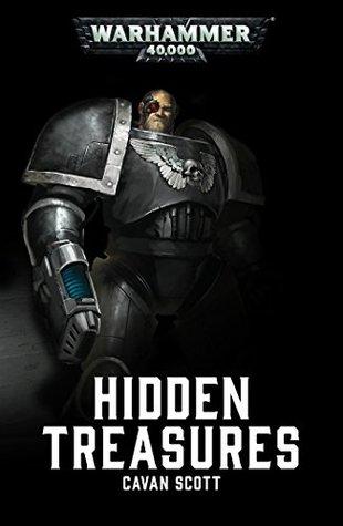 Hidden Treasures by Cavan Scott