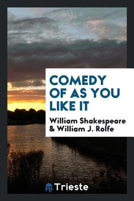 Comedy of as You Like It