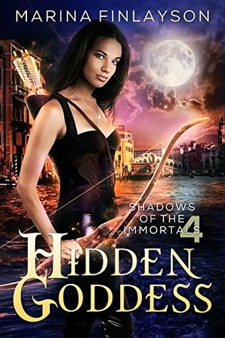 Urban fantasy review: 'Hidden Goddess' and 'Caged Lightning' by Marina Finlayson
