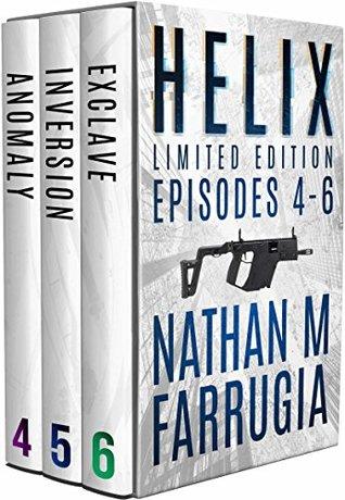 Helix: Limited Edition Boxset (Books 4-6)