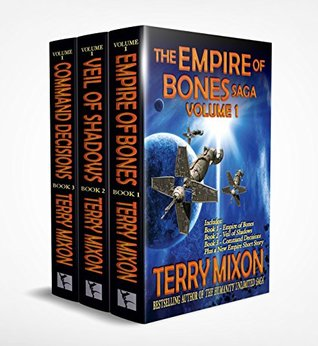 The Empire of Bones Saga Volume 1