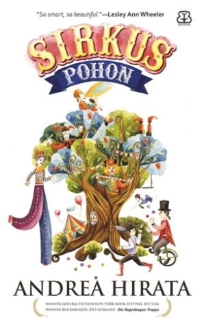 Sirkus Pohon Book Cover