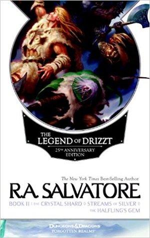 Legend of Drizzt 25th Anniversary Edition (Books 4, 5 & 6)