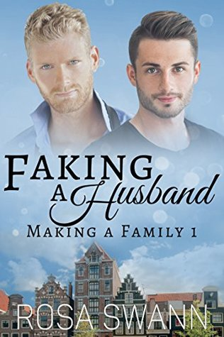 faking a husband book cover