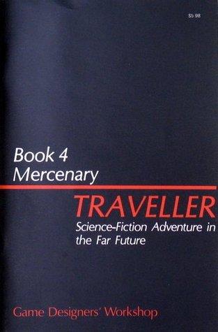 Traveller Book 4 mercenary