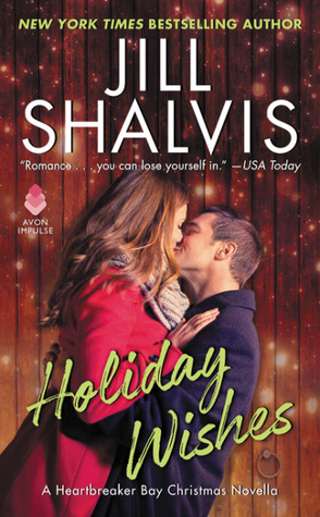 Holiday Wishes (Heartbreaker Bay, #4.5)