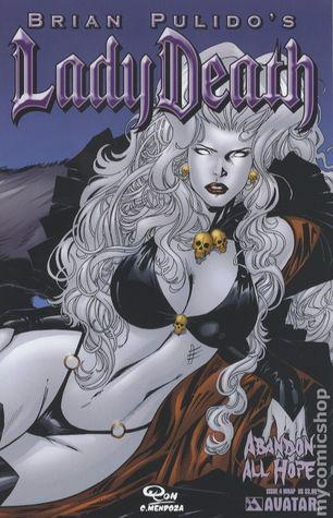 Lady Death Abandon All Hope #4