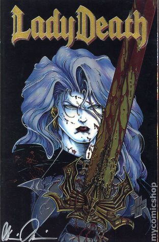 Lady Death The Reckoning #1: Twilight of Innocence