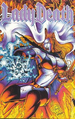 Lady Death The Reckoning #3: Death's Queen Rising