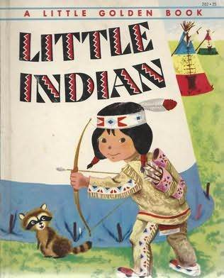 Little Indian (Little Golden Books)