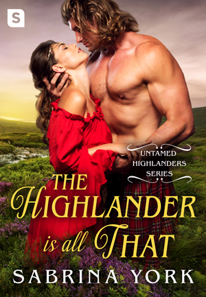 The Highlander Is All That (Untamed Highlanders, #4)