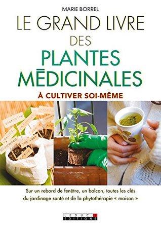 Le grand livre des plantes médicinales: À cultiver soi-même : sur un rebord de fenêtre, un balcon, toutes les clés du jardinage santé et de la phytothérapie maison