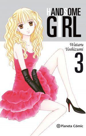 Handsome girl, Vol. 3